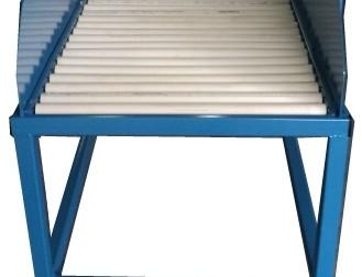 Carucior tip conveyor
