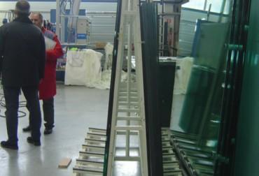 Rack fix pentru depozitarea sticlei