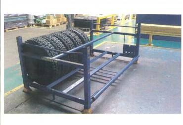 Rack standard pentru anvelope
