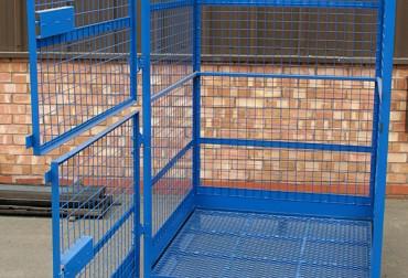 Container pentru transportul coletelor