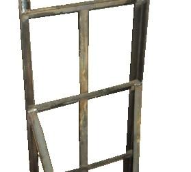 Carucior vertical pentru transportul sacilor