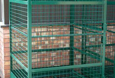 Container pentru transport colete